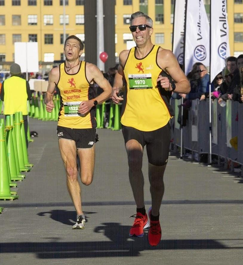 Wellington Half Marathon 2019