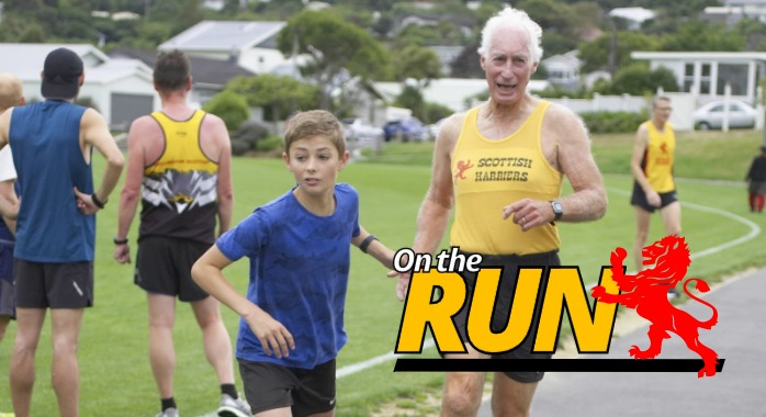 On the Run - Bob Stephens Inheriting the Crown